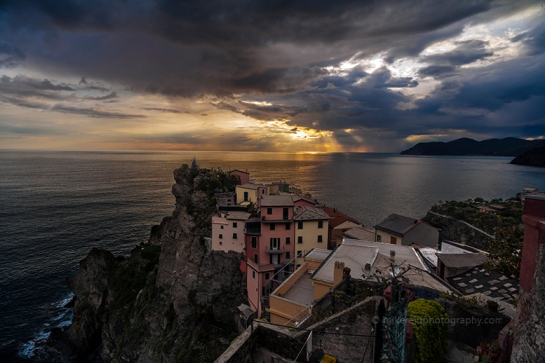 Finding a Unique Spot in Cinque Terre