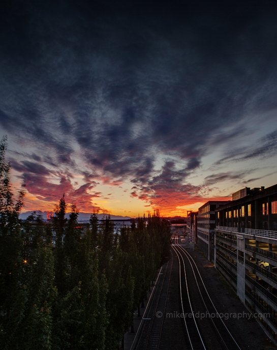 Rails to the Sunset