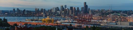 Shells Polar Pioneer in Seattle