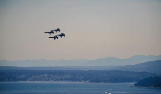 blue angels seattle seafair photography