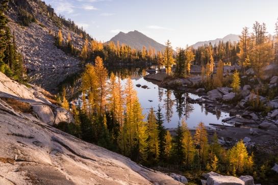 zeiss otus larches fall colors enchantments northwest landscape