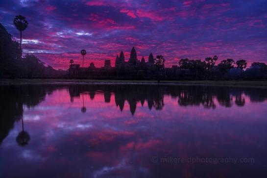 angkor wat sunrise camboda