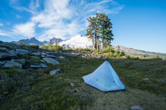 Zpacks Hexamid Tent Mount Baker