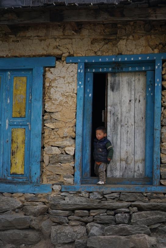 street life, nepal, trekking, everest base camp