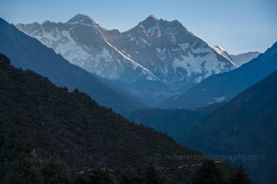 Everest Base Camp Trek Namche to Tengboche