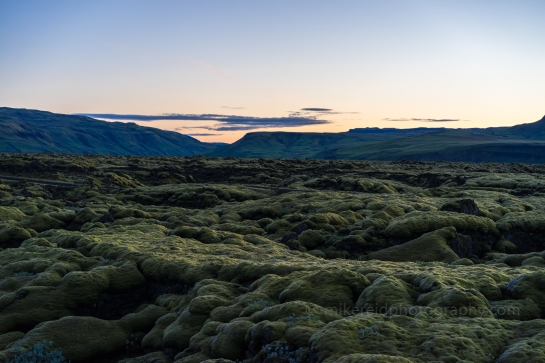 iceland lava landscape