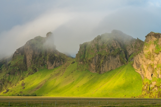 iceland camping photography