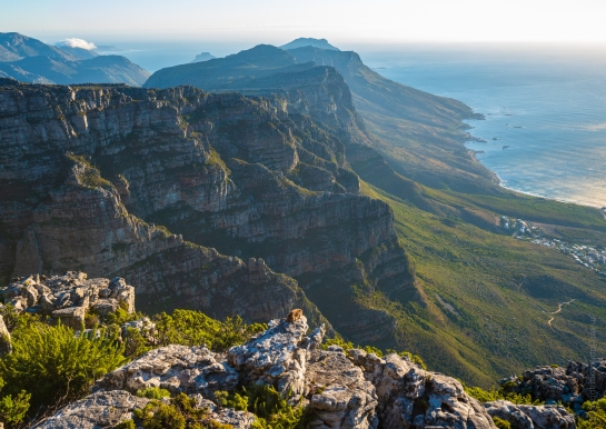 The Twelve Apostles Table Mountain Cape Town Fuji GFX50s