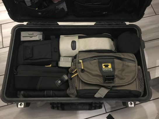 pelican case, lens case, travel photography, mavic pro 2 drone