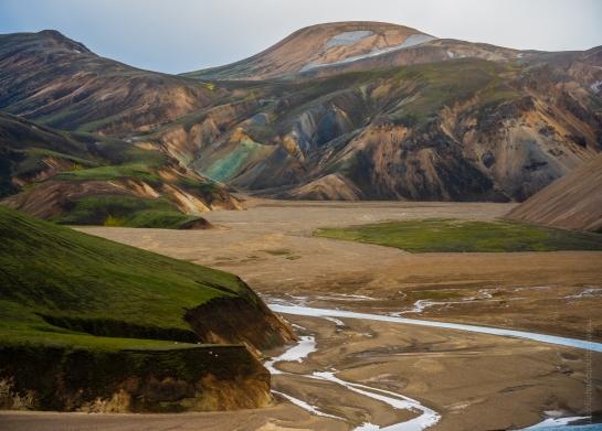 Landmannalaugar Iceland Plains of Barmur Fuji GFX50s