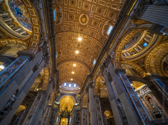 Saint Peters Laowa 17mm GFX50s Columns and Domes